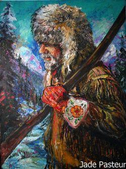 Fine Art - Wilderness Wisdom 7