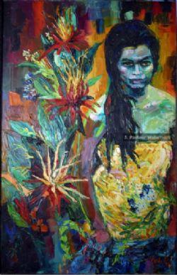 "Fine Art - Caribbean ""Veronica"""