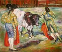 Fine Art - Spanish, Valientes
