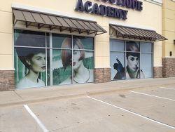Custom Printed window shades