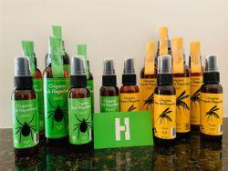 Hemoth Organic Tick & Mosquito Repellent