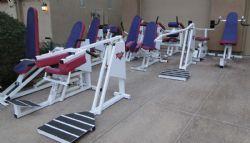 Full Circut Exercise Equipment