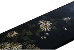 Handpainted Lacquered Glove Box
