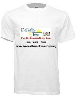 Live Healthy & Thrive T-Shirt