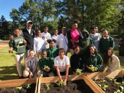 GARDENS ARE FOR KIDS CLASS DONATION