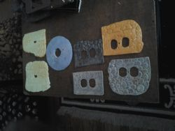 Custom wall plates