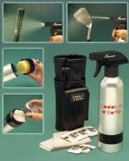 Golf Promo items - Caddy in a Bottle